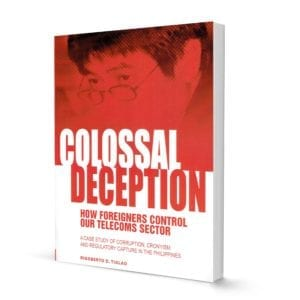 SOLD OUT! Colossal Deception – How Foreigners Control Our Telecoms Sector